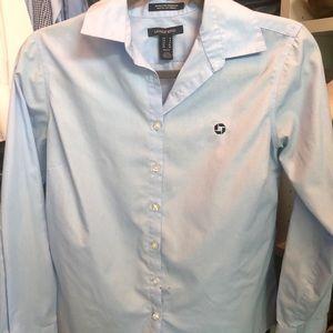 Chase button down blouse